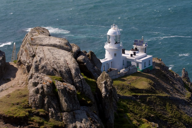 Lundy Northern Lighthouse
